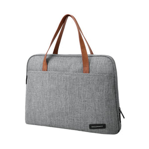 Nylon Men 14 Inch Laptop Bag Famous Brand Shoulder Bag Messenger Bags Causal Handbag Laptop Briefcase Male - wearevel