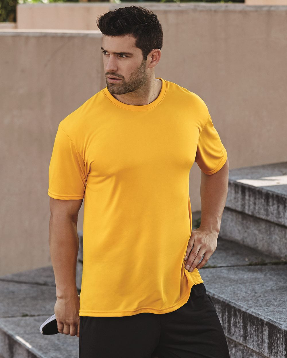 Men's Performance T-Shirt Short Sleeve - wearevel