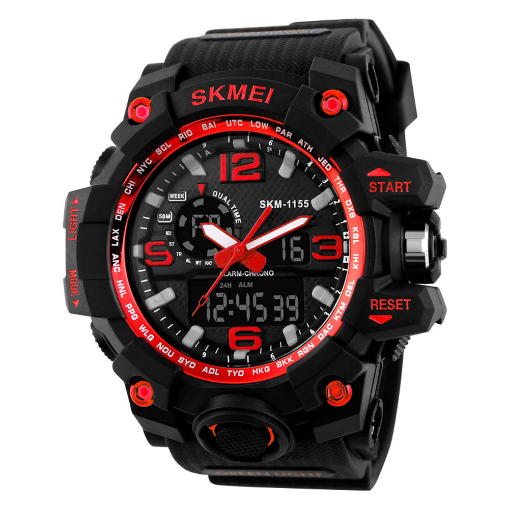 Military Waterproof Wristwatch - wearevel