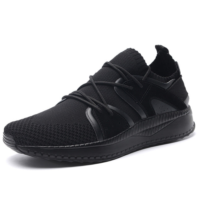 soft breathable Lace-up male shoes - wearevel