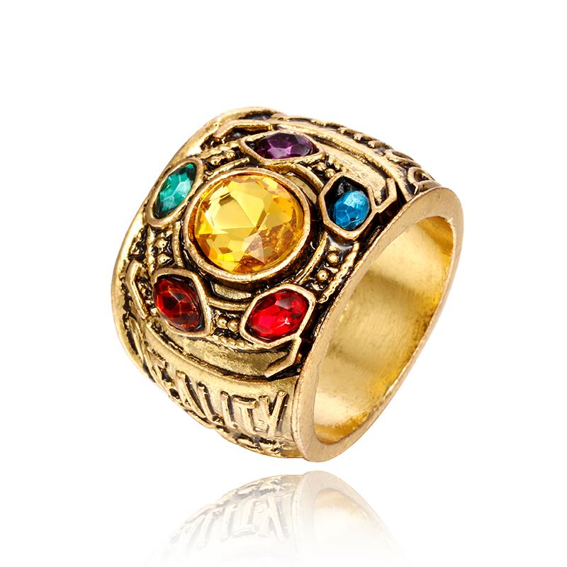 The Soul Stone Ring