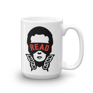 READ Movement - OG Logo - 15 Oz Coffee Mug