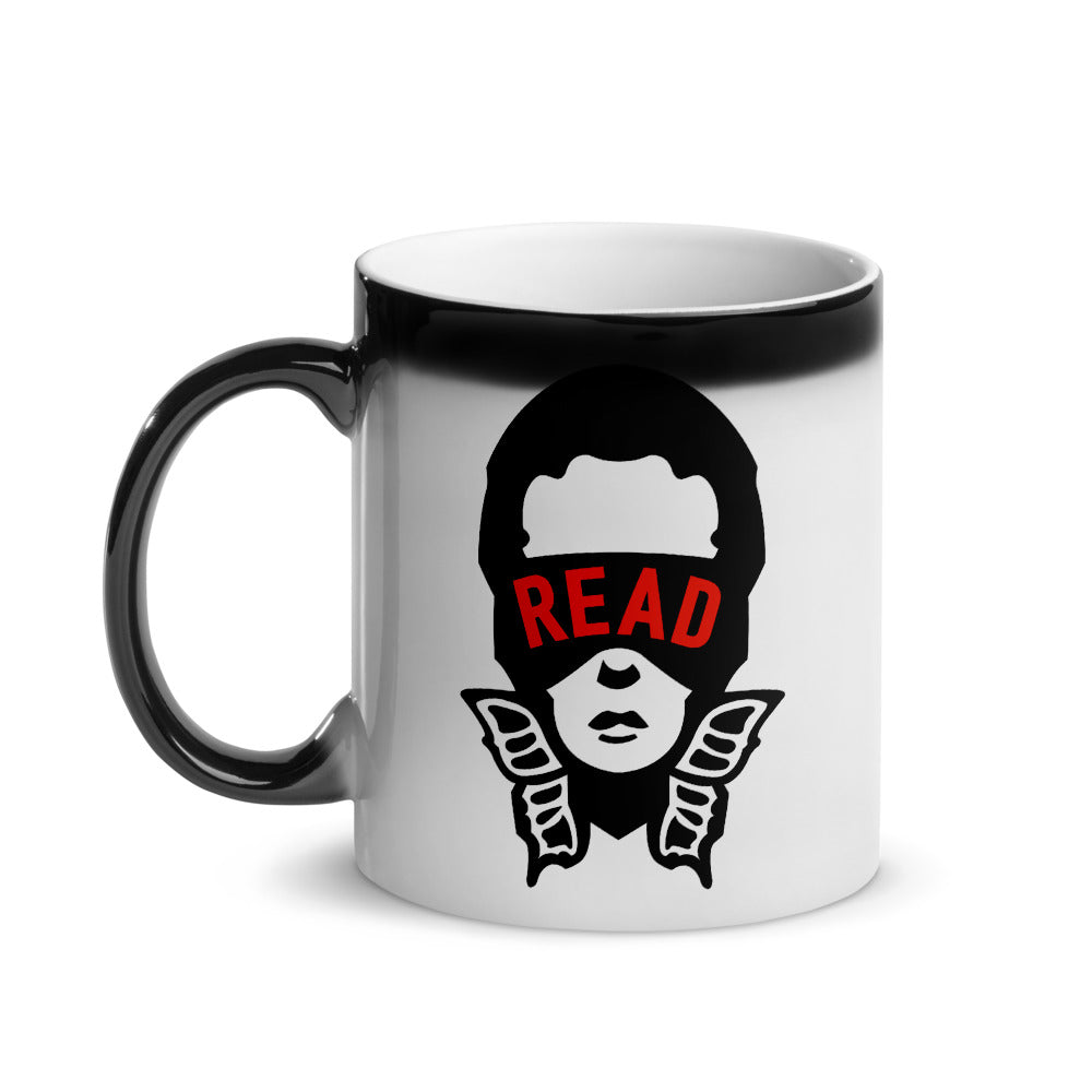 READ Movement - OG Logo - Magic Reveal Coffee Mug