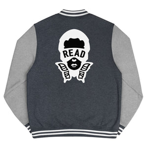 READ Movement - OG Logo - Men's Letterman Jacket