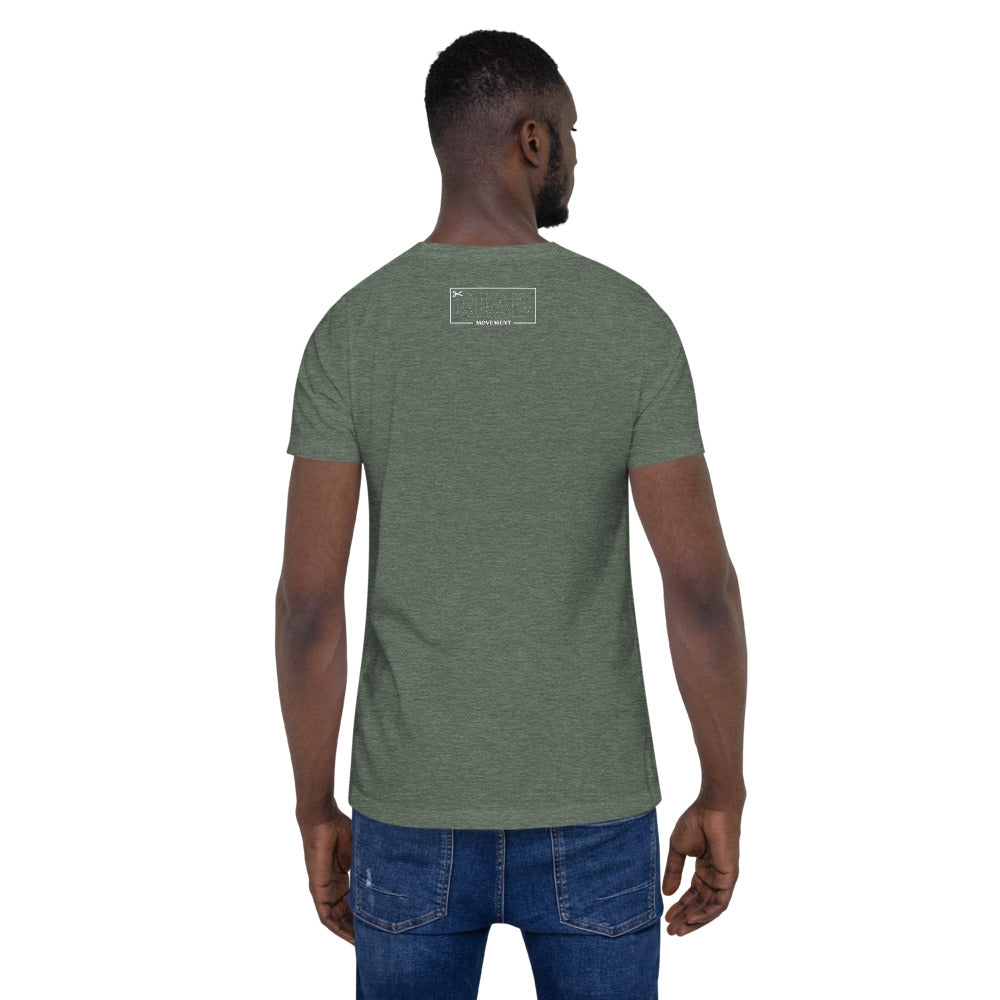 READ Movement - Love Chain - Short-Sleeve Unisex T-Shirt