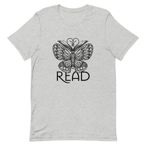READ Movement - Bookafly - Short-Sleeve Women's T-Shirt