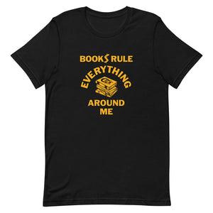 READ Movement - Books Rule - Women's Short Sleeve T-Shirt