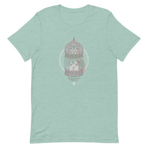 READ Movement - Birdcage - Women's Short Sleeve T-Shirt