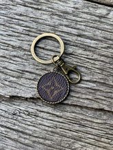 "Load image into Gallery viewer, ""Keys to the Kingdom"" Vintage Louis Vuitton Keychain"