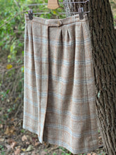 Load image into Gallery viewer, Private Collection Vintage Wool Skirt