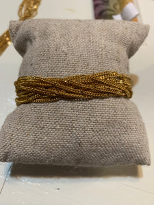 Vintage Multi-Layered Bracelet