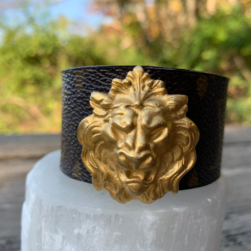 King of the Jungle Cuff