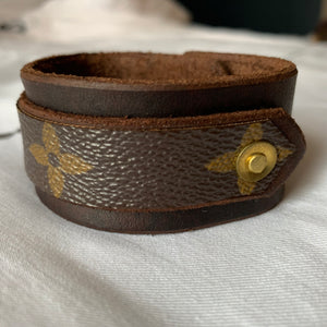 """The Orr"" Leather Cuff"