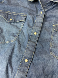 Vintage CK Light Denim Shirt