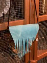 "Load image into Gallery viewer, ""Gracey"" Fringed Cross-Body"