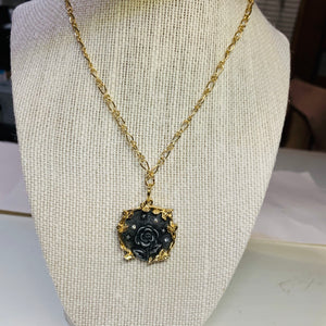 """Southern Rose"" Necklace"