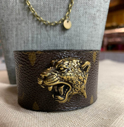 Eye of the Tiger Cuff