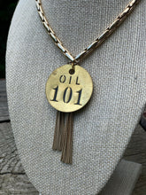 Load image into Gallery viewer, Brass Tag Collection Oil No. 101
