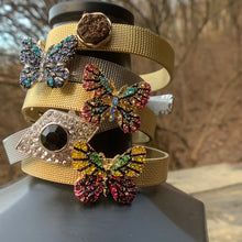 "Load image into Gallery viewer, ""Flutter"" Buckle Bracelets"