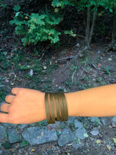 Load image into Gallery viewer, Shredded Leather Cuff