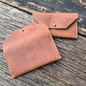 """The Mini Carl"" Card Case"