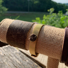 "Load image into Gallery viewer, ""Buckle Up Buttercup"" Bracelet"