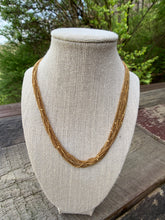 Load image into Gallery viewer, Gorgeous Vintage Layered Gold Chain Necklace