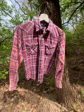 Load image into Gallery viewer, Vintage Ralph Lauren Distressed Flannel