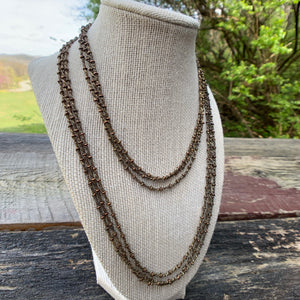 Lovely Multi-Layered Vintage Necklace