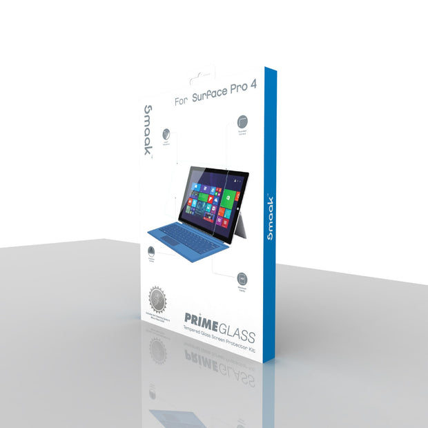 Prime Surface Pro 4 Tempered Glass Screen Protector