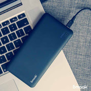 Black Smaak Portable Power Bank