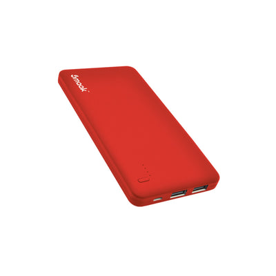 Red Smaak Slim Power Bank
