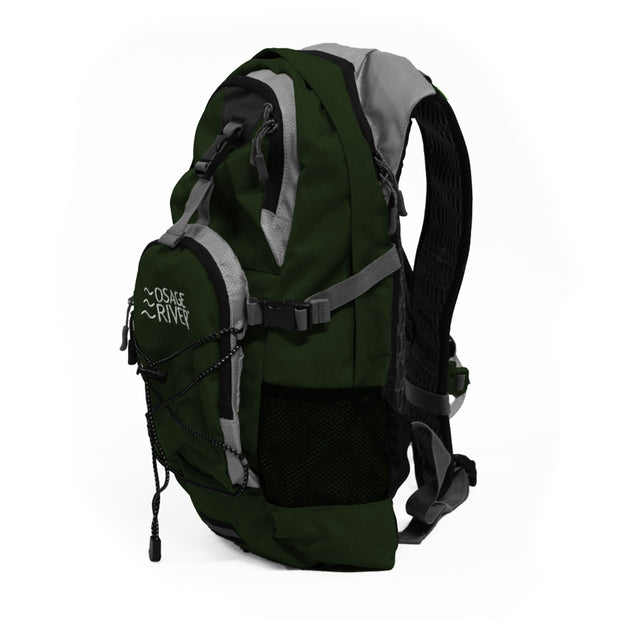 Drake Hydration Backpack with 2 Liter Reservoir
