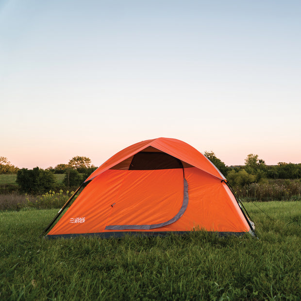 Glades 4 Person Family Camping Tent