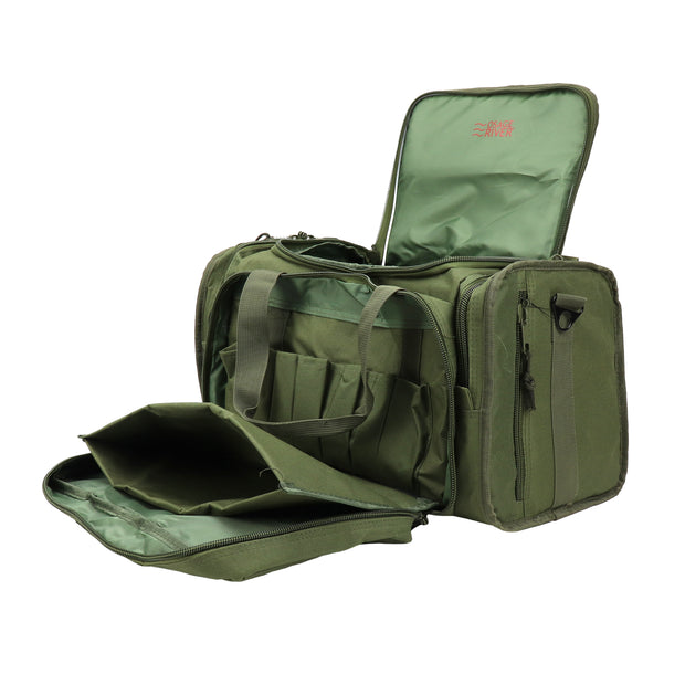 Tactical Hunting and Shooting Range Bag, Light and Standard Duty