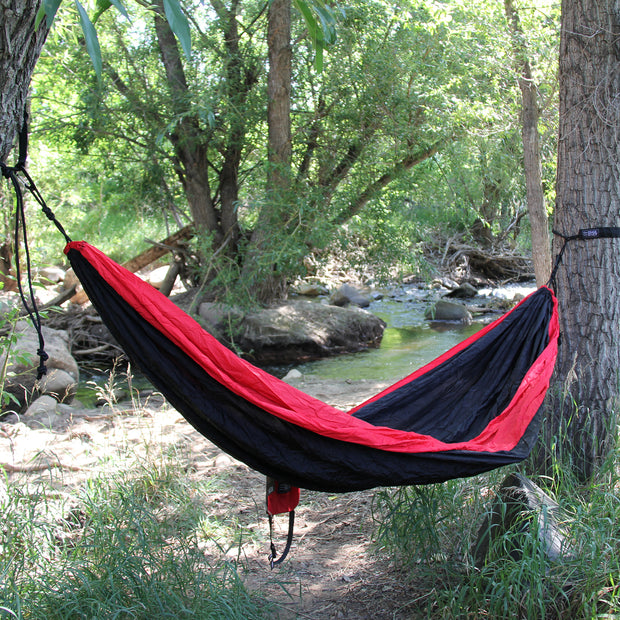 Osage River Twain Single Hammock
