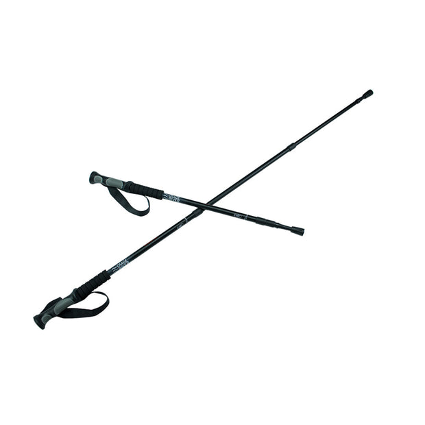 Osage River Trekking Poles, Collapsible, Lightweight, and Adjustable, Pair