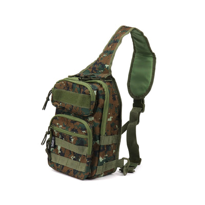Osage River Fishing Sling Bag, Water Resistant Tackle Storage