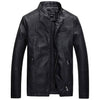 BuffEagle Homme Leather Jacket