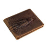 BuffEagle Alligator Print Wallet