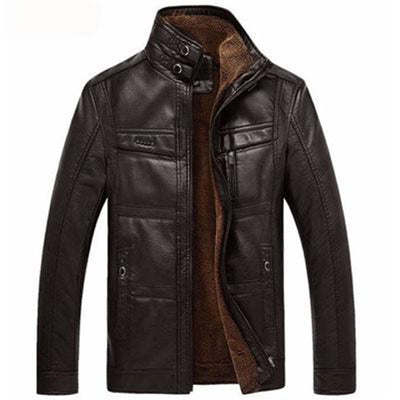 BuffEagle Dominant Leather Jacket