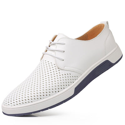 BuffEagle Perforated Casual Shoes