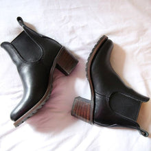 Load image into Gallery viewer, Stylish Leather High Heel Women Boots