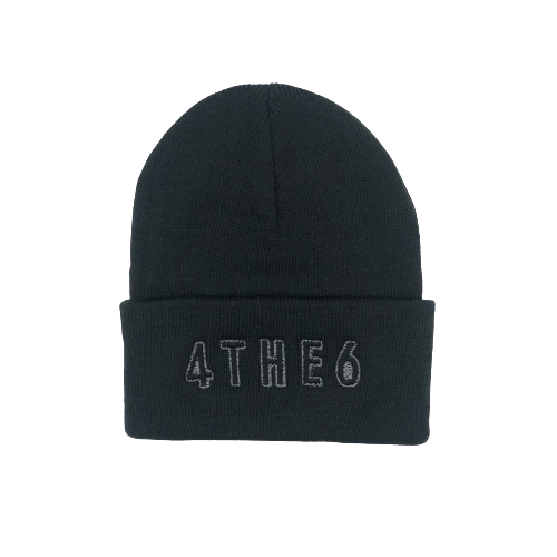 4THE6 | Knit Beanie