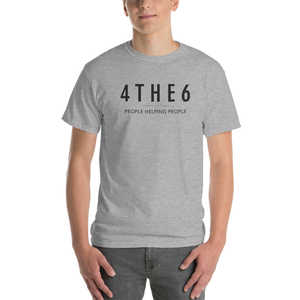 4THE6 | Logo T-Shirt [ATHLETIC]
