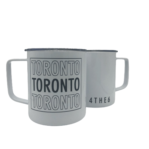 TORONTO | 14 oz. Stainless Steel Mug