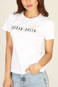 Quaran-Queen T-shirt