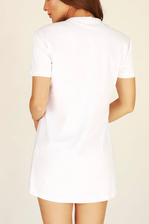 No Time T Shirt Dress