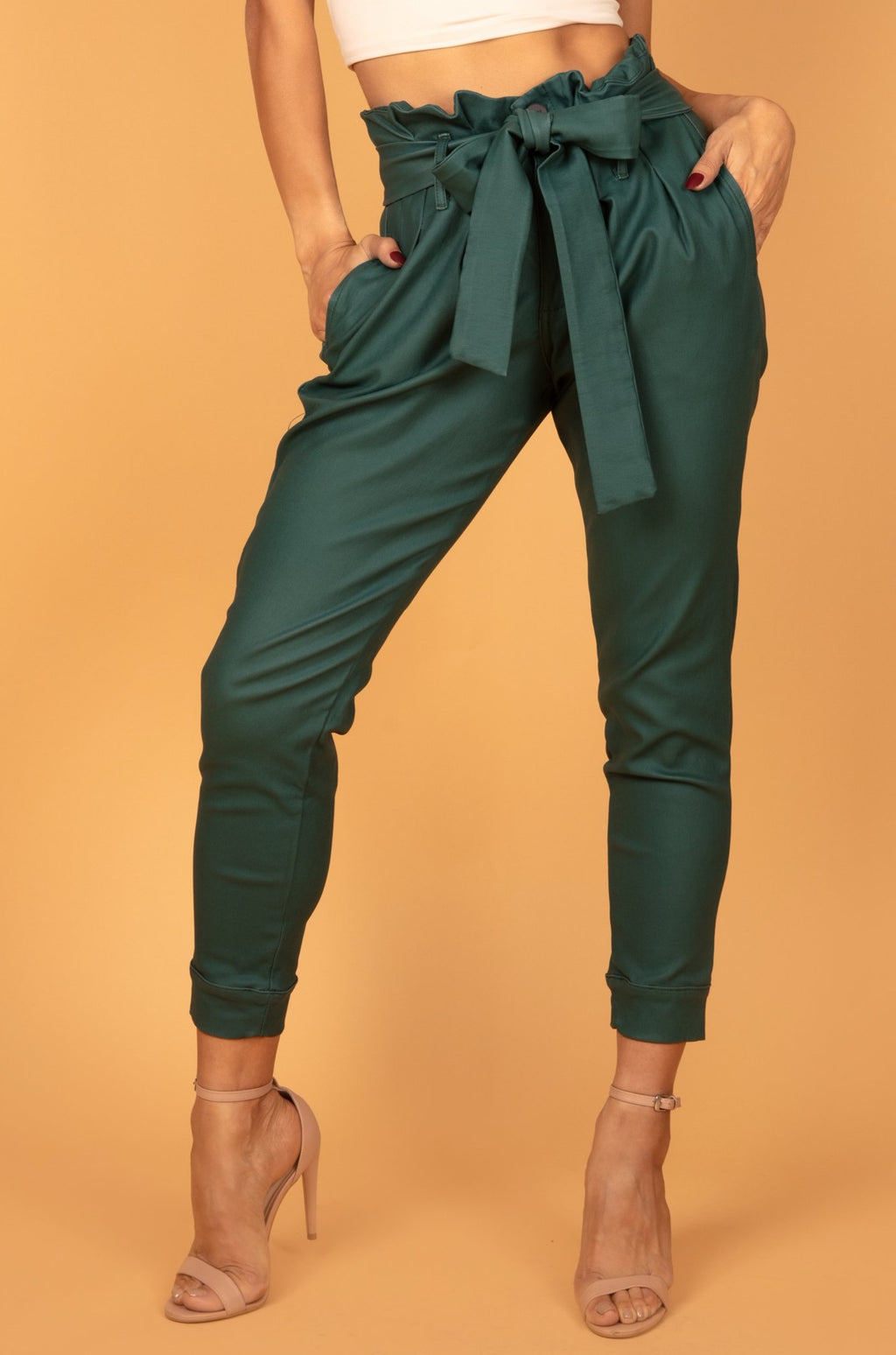 Arya Pants Green