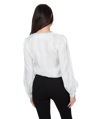 Melissa Body Blouse Top